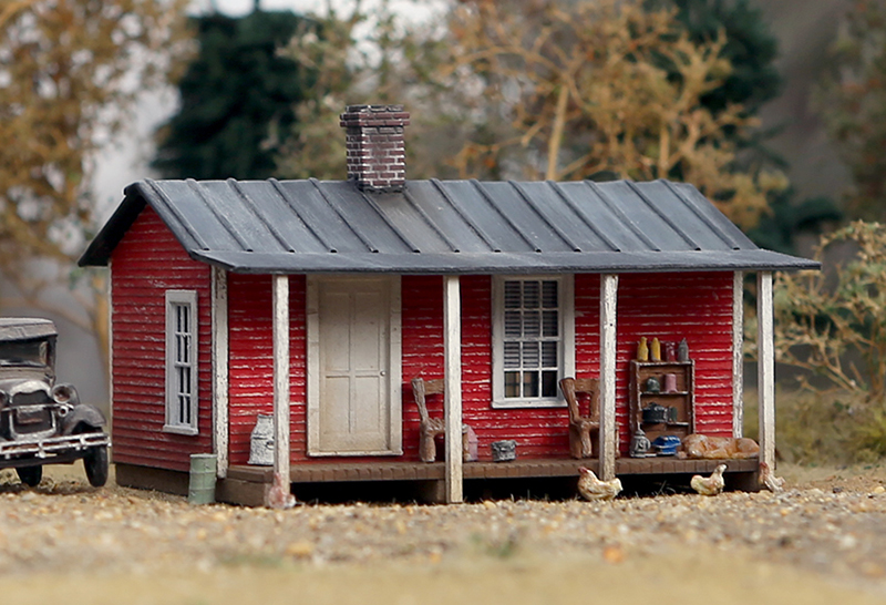Little Egg Harbor Friends Meeting House - kit