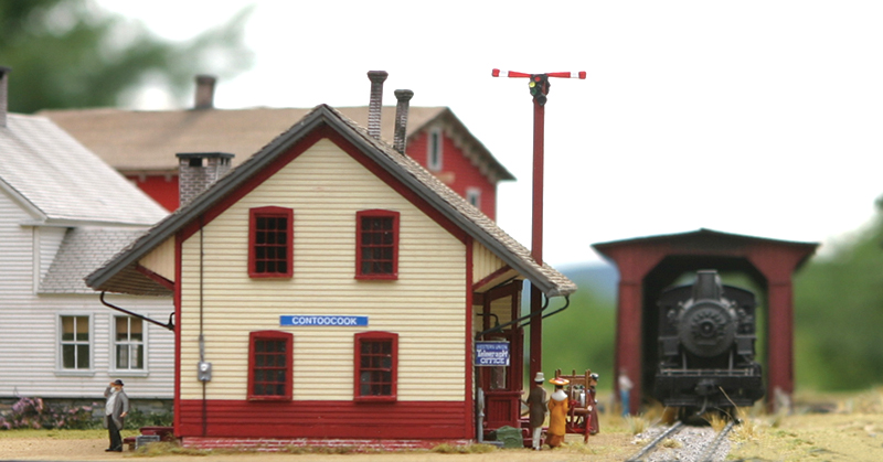 Contoocook Station kit